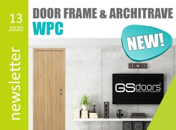 GOSIMAT | New WPC Door frames and architraves!